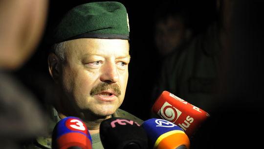 Generálmajor Pavel Macko
