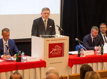 Fico: Smer nie je strana na jedno použitie, v dvojičke s Pellegrinim vidím veľký potenciál