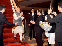 Čína India