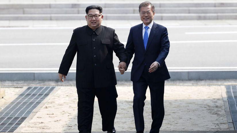 kim mun če-in, kórea