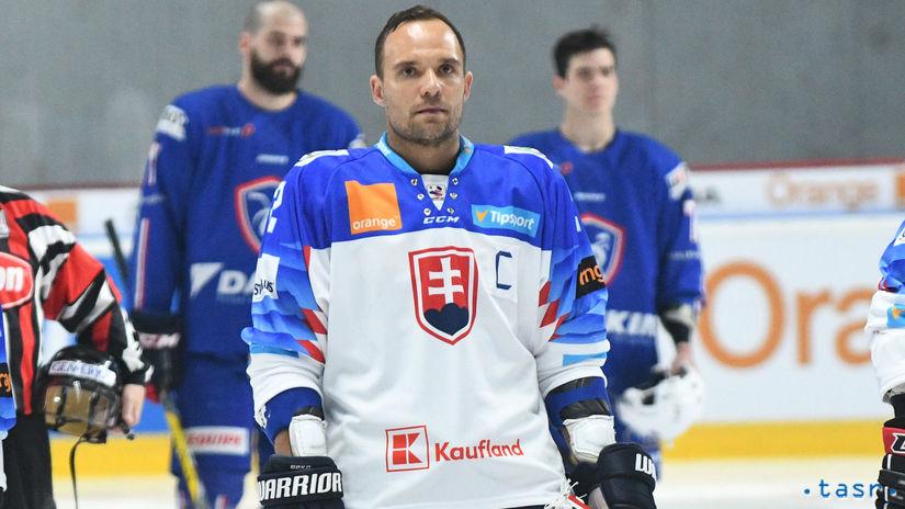 SR Nitra hokej MS2018 EHCh príprava Sekera