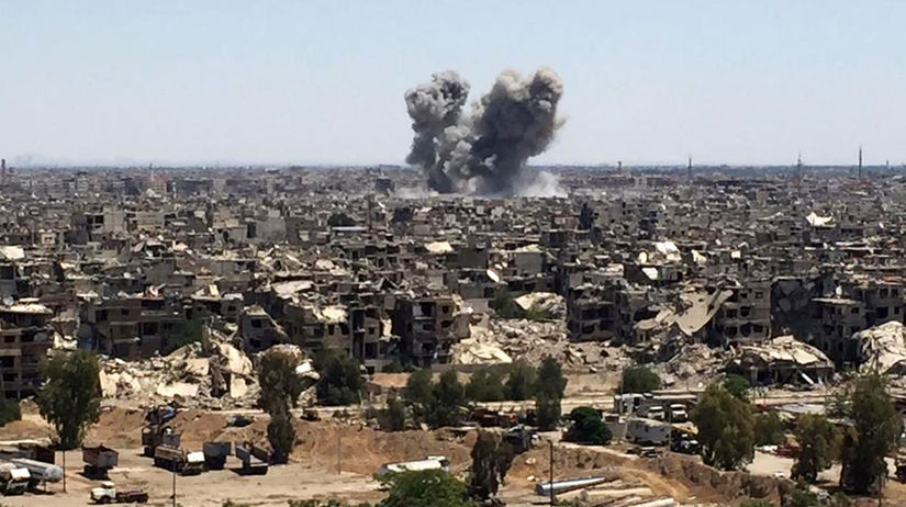 Sýria Damask