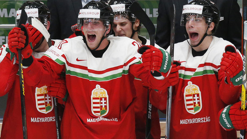 Maďarsko hokej