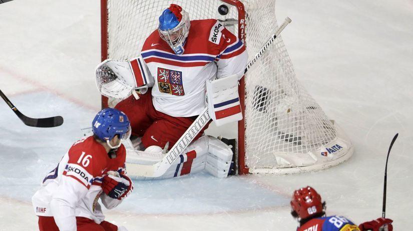 France Hockey Worlds Francouz hokej ms