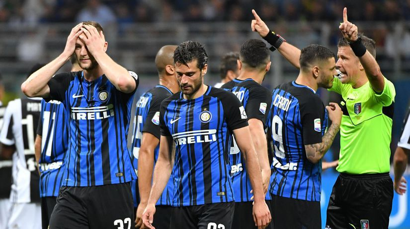 Italy Soccer Serie A Inter škriniar
