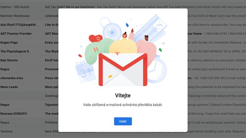 Google, Gmail,