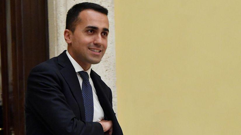 Taliansko, líder, Hnutie piatich hviezd