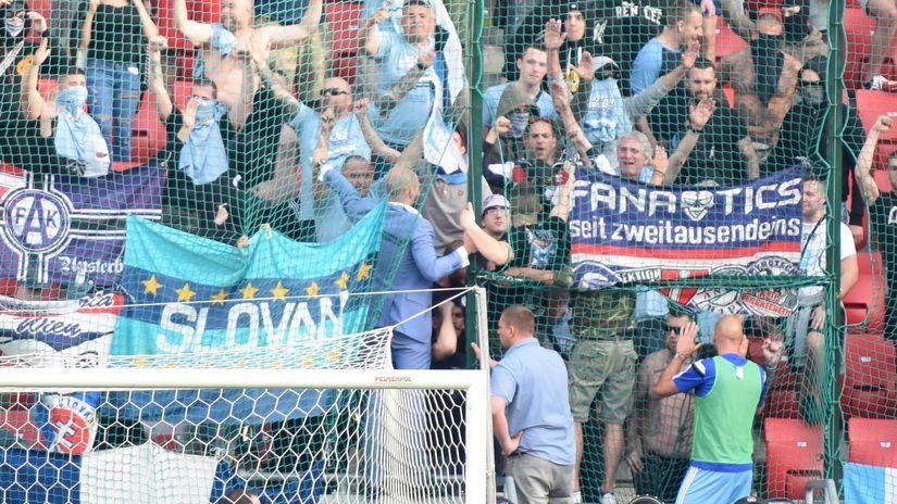 Ivan Kmotrík ml., Slovan, finále