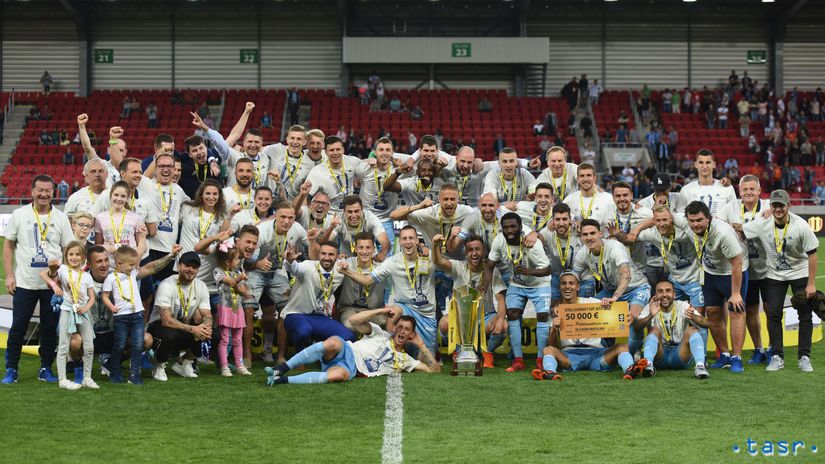 Slovan Bratislava, Slovnaft Cup