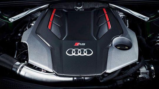 Audi RS4/RS5: Nový 6-valec dostane 48 V okruh a k tomu elektrické 'turbo'