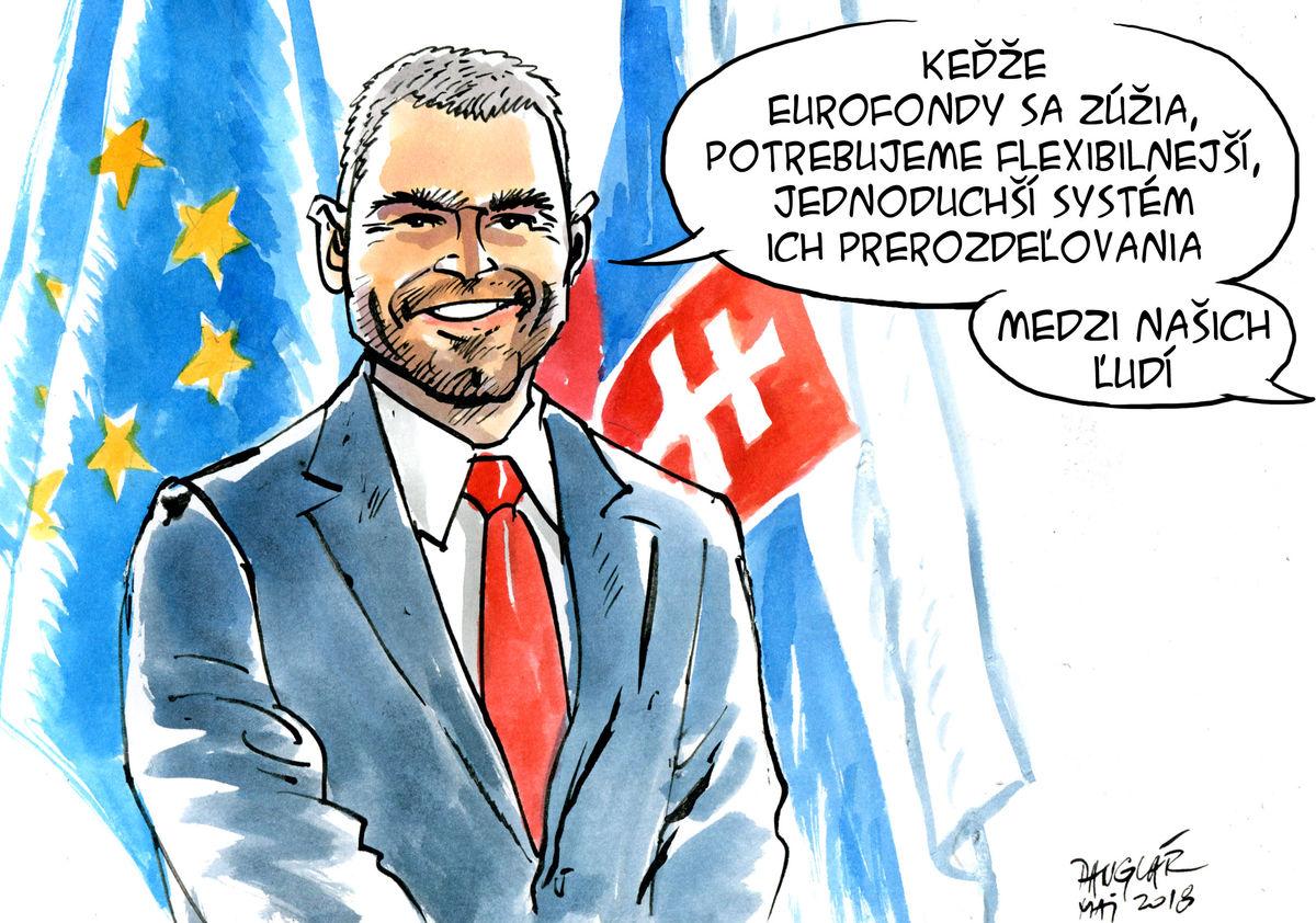 Karikatúra 03.05.2018