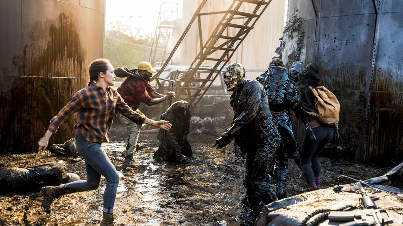 fear the walking dead, zombíci,