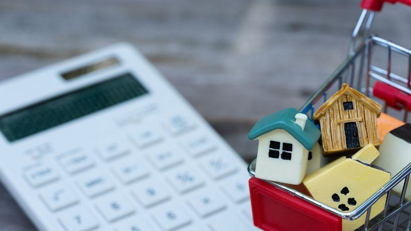 hypotéka, nehnuteľnosť, úver