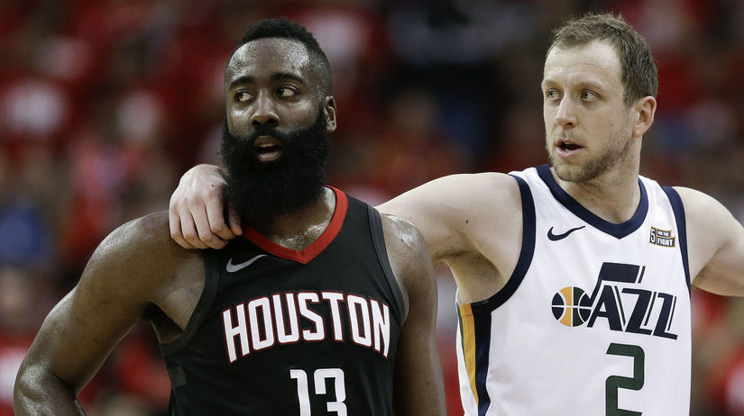 James Harden, Joe Ingles