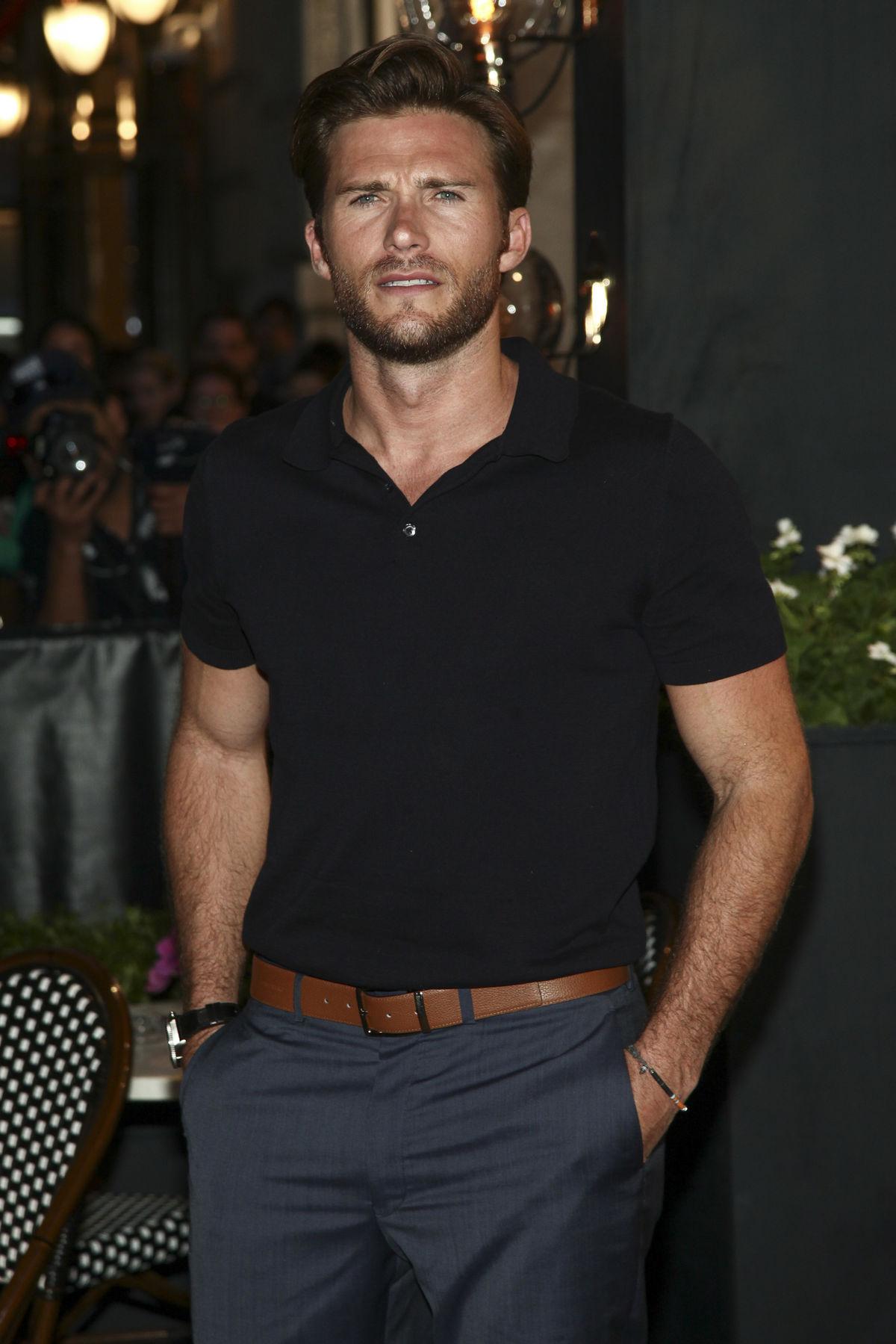 Herec Scott Eastwood.