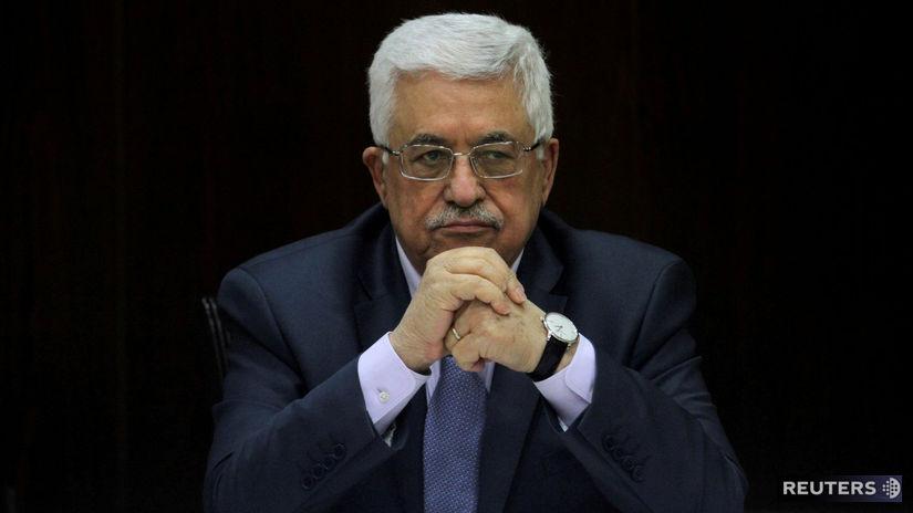 Palestína, prezident, Abbás