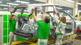Škoda Karoq Cabriolet - projekt Azubi