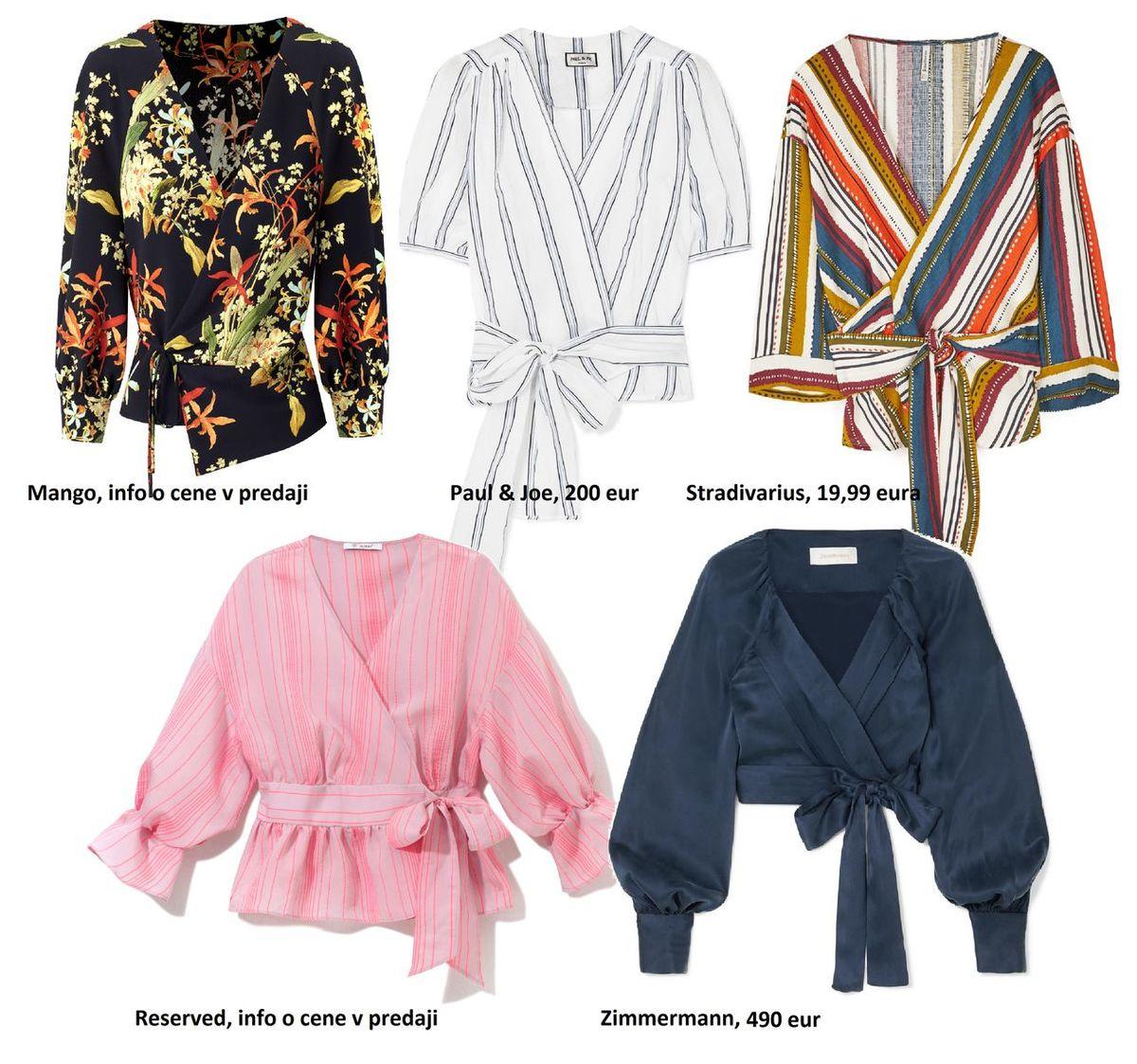 6ff3a86fb07f Zaviňte sa do zvodných blúzok! Toto je 9 tipov trendového odevu ...