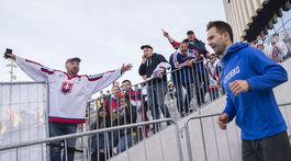 Dominik Graňák, fanúšikovia