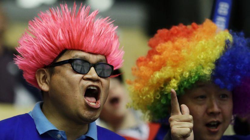 Južná Kórea, fanúšikovia
