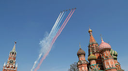 Moskva, prehliadka