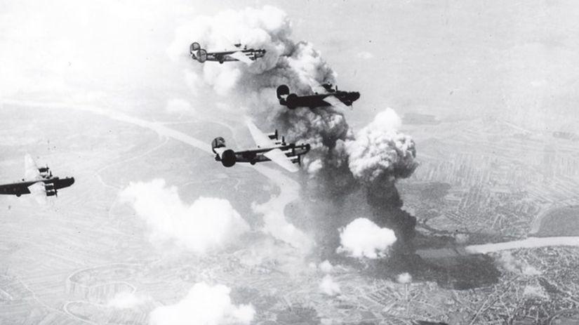 Apolka, bombardovanie, 1944