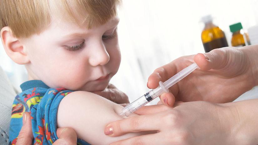 dieťa, očkovanie