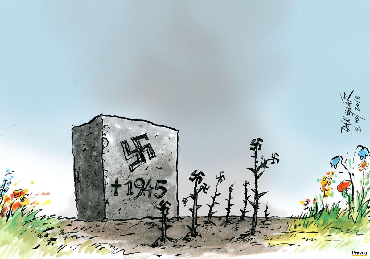 Karikatúra 09.05.2018