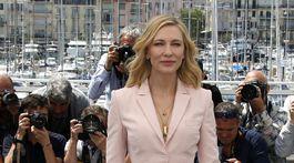 Herečka Cate Blanchett je šéfkou poroty 71. ročníka MFF Cannes.
