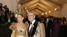 Herečka Sarah Jessica Parker v kreácii Dolce & Gabbana Alta Moda