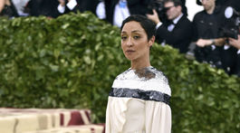 Ruth Negga v kreácii Louis Vuitton.