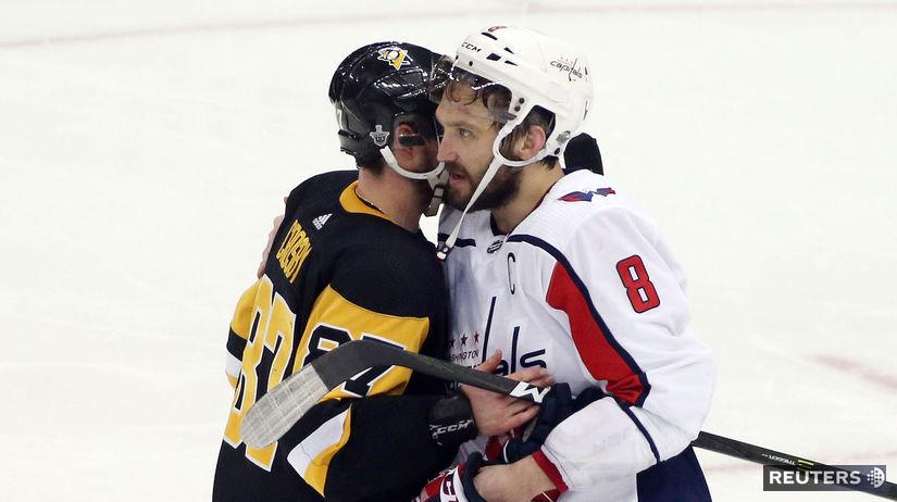 Sidney Crosby, Alexander Ovečkin