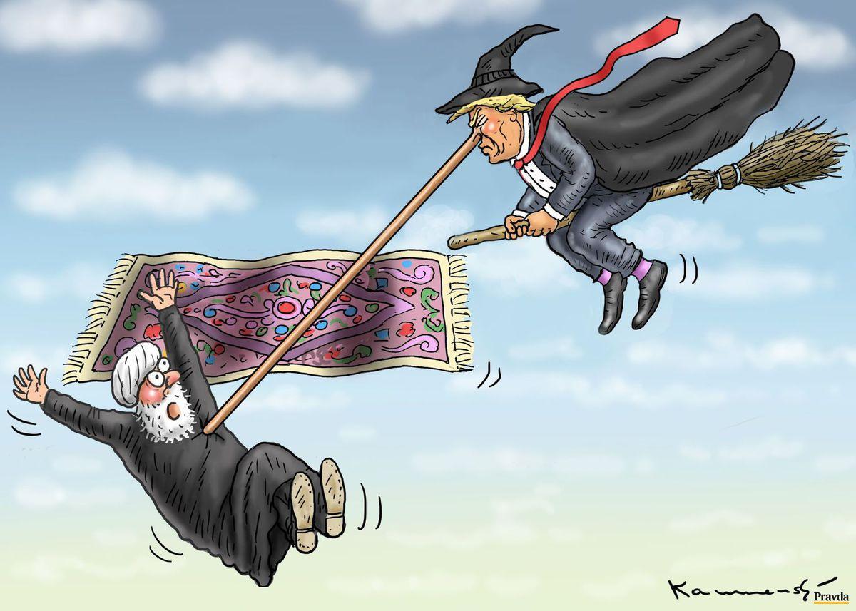 Karikatúra 10.05.2018