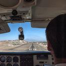 Peru, Nazca, lietadlo, piloti, pristávacia dráha, letisko, runway