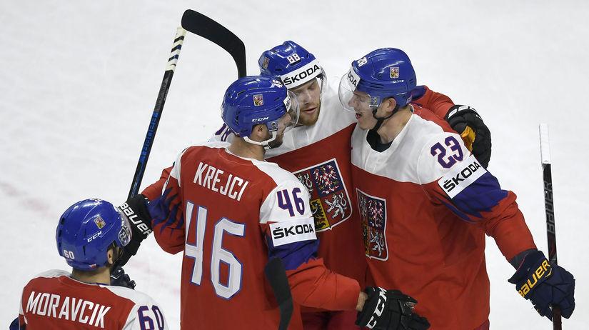 Česko, hokej