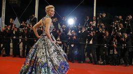 Herečka a prezidentka poroty 71. ročníka Cannes Cate Blanchett