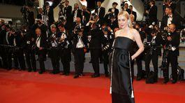 Herečka Chloe Sevigny v kreácii Chanel Haute Couture.