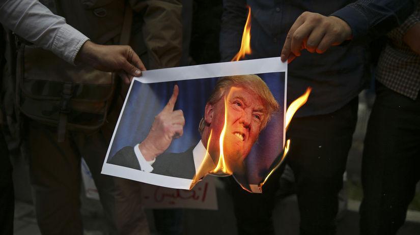 Irán, Donald Trump, USA