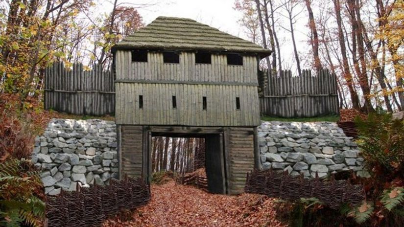 slovanská brána, bojná