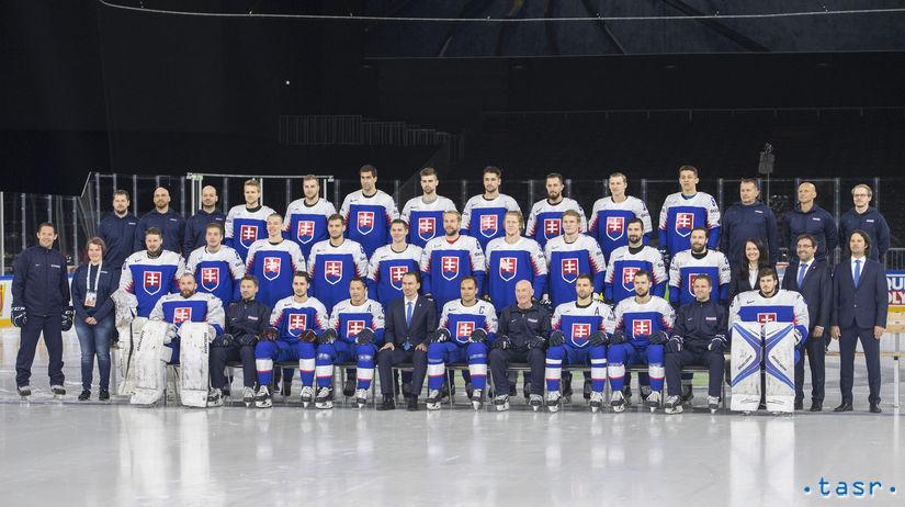 Slovensko, hokej, fotenie