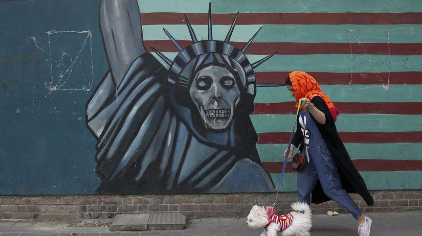 USA Irán dohoda jadrová odstúpenie