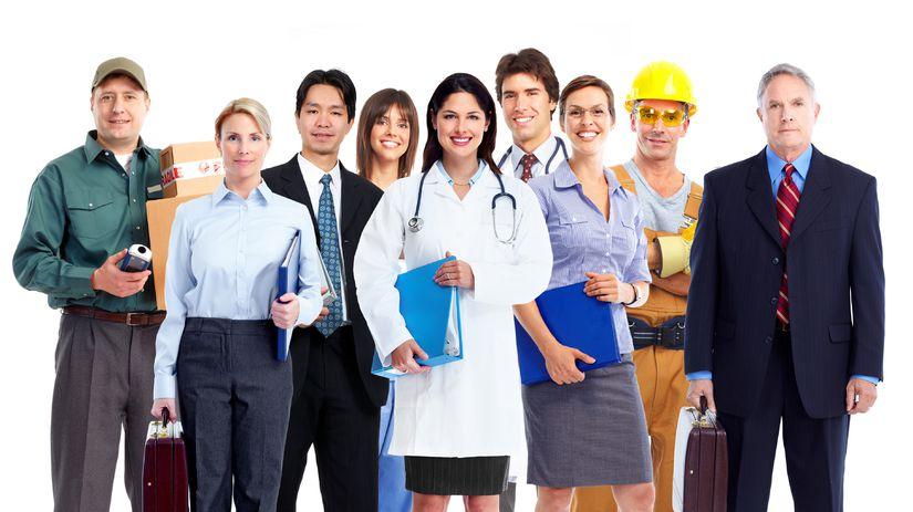 zamestnanie, práca, profesia, zamestnanci