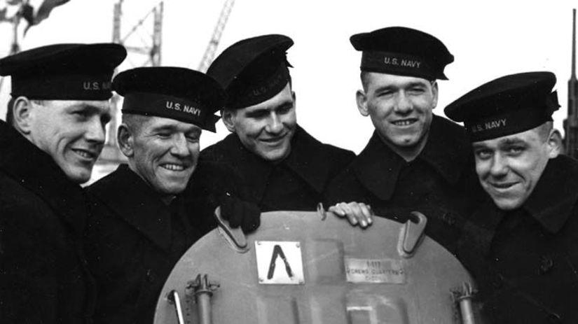 Bratia Sullivanovci - Joseph  Francis  Albert...