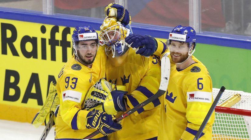 ms hokej Larsson švédsko