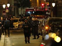 Francúzsko, Paríž, útok nožom