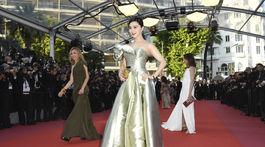 Herečka Fan Bingbing v kreácii Alexis Mabille Haute Couture.