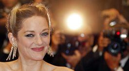 Herečka Marion Cotillard uviedla film Three Faces.