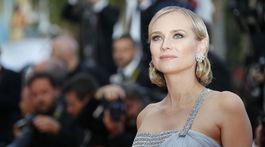 Očarujúca Diane Kruger prichádza na premiéru v Cannes.