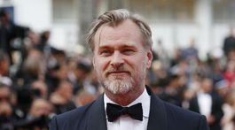 Režisér Christopher Nolan.