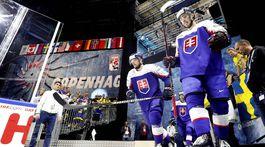 Slovensko hokej ms SR